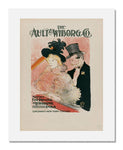 Henri de Toulouse-Lautrec, Poster for The Ault & Wiborg Co.