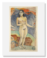 Paul Gauguin, Standing Nude Woman