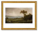 MFA Prints archival replica print of Martin Johnson Heade, Rhode Island Landscape from the Museum of Fine Arts, Boston collection.