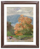 MFA Prints archival replica print of Winslow Homer, Autumn Foliage with Two Youths Fishing</ from the Museum of Fine Arts, Boston collection.