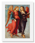 MFA Prints archival replica print of Piero di Cosimo, Two Angels from the Museum of Fine Arts, Boston collection.