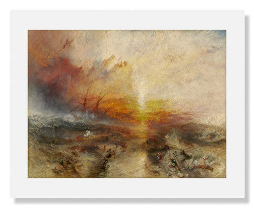 Joseph Mallord William Turner, Slave Ship