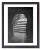 Mohammedani Ibrahim Ibrahim, Nuri: Pyramid 52 (a queen), end of entrance stair seen through doorway from room A