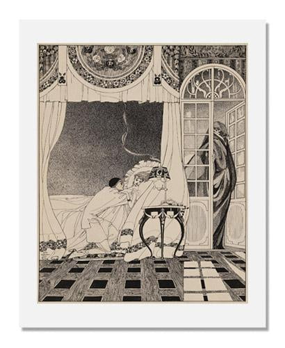 Kay Nielsen, Inevitable, from The Book of Death series