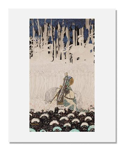 Kay Nielsen, Sir Olaf and the Underworld