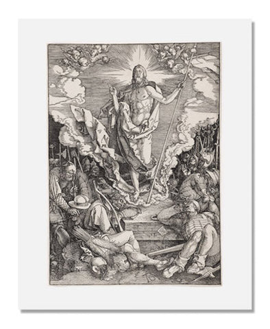 Albrecht Dürer, Resurrection (Large Passion)