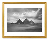 Unidentified artist, The Pyramids at Giza