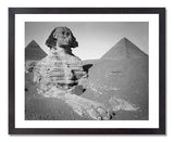 Unidentified artist, Giza, with the Sphinx