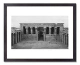 Unidentified artist, The Temple of Horus at Edfu