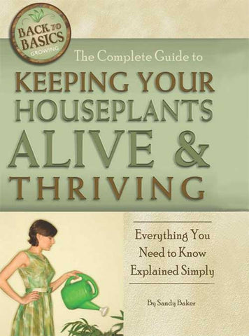 Keeping Your Houseplants Alive and Thriving