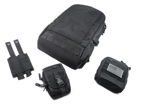 ARKTYPE Dashpack - Attaching MOLLE / PALS pouches + gear - cover photo