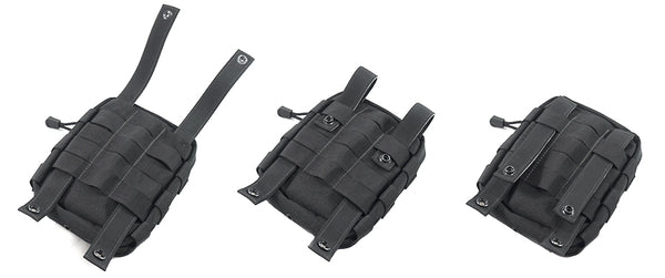Attaching MOLLE - Continuous MOLLE / PALS Pouch - Dashpack - 1