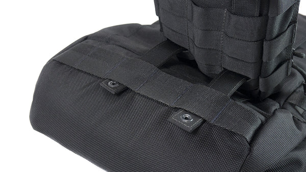 Continuous PALS / MOLLE - Dashpack Attachment Guide - 2