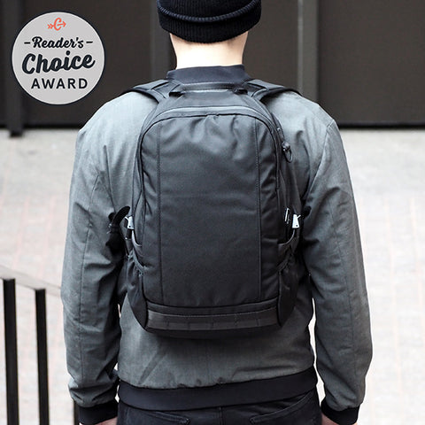 Carryologys 2018 Carry Awards - Reader's Choice Award - Best Everyday Bag - ARKTYPE Dashpack