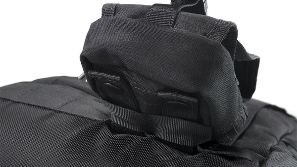 Traditional PALS / MOLLE - Dashpack Attachment Guide - 4