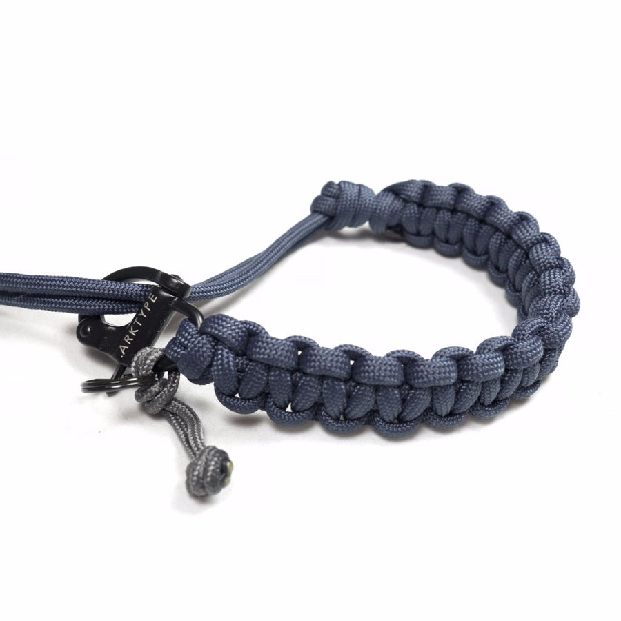 ARKTYPE Camera Paracord Wrist Strap - Navy Blue