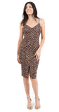 Brooklyn Dress Leopard