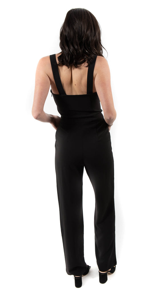 Millie Jumpsuit Black