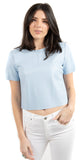 Montgomery Top Powder Blue