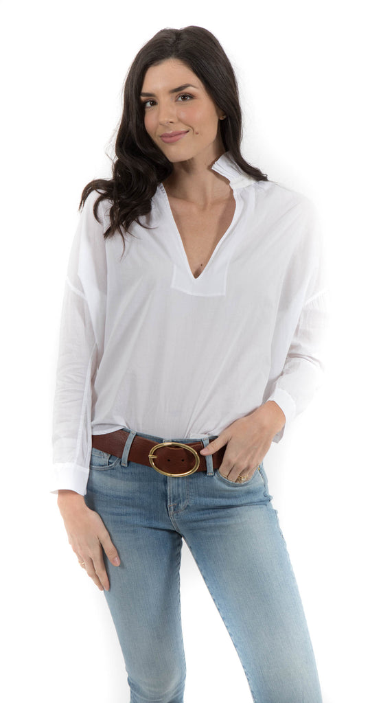 Penelope Cabo Top White