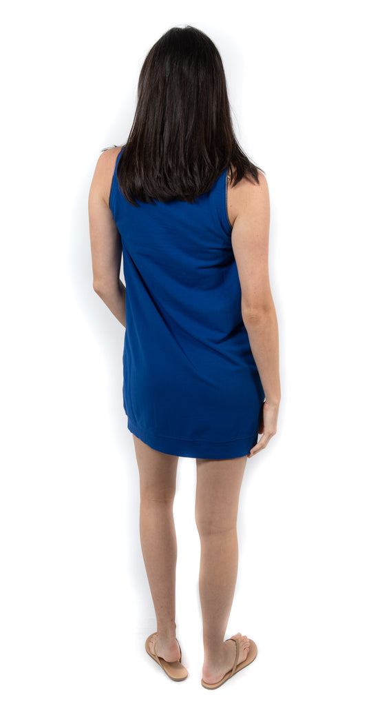 Mia Dress Royal