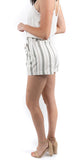 Piper Short Stripe