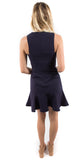 Cordelia Dress Navy