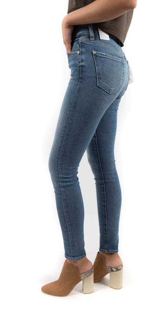 Clean Ankle Skinny Denim Muse
