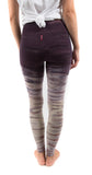 Spliced Pant Purple