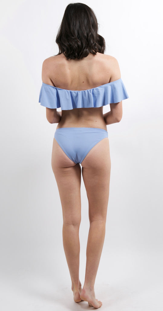 So Solid Annia Bottom Chambray