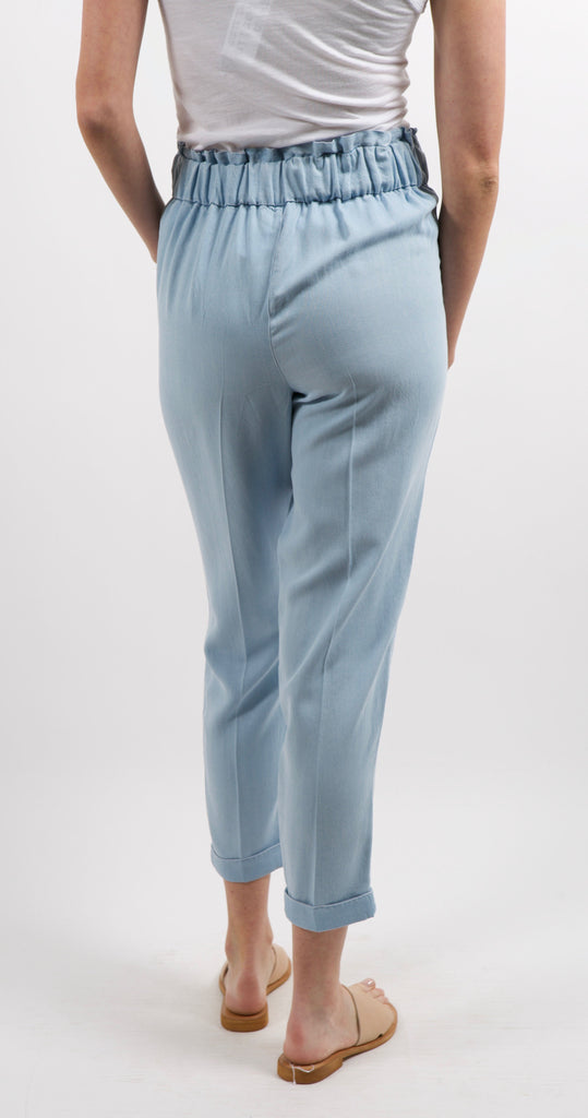 Tencel Pant Light Wash