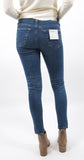 8 Year Blue Portrait Legging Ankle Clean