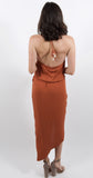 Citrus Dress Bronze