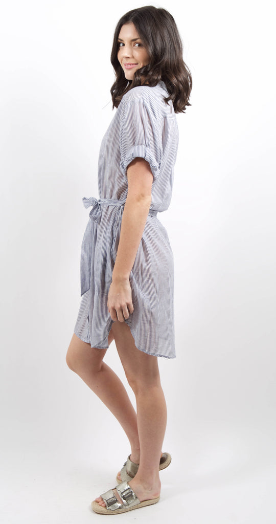 Cambell Dress Seaside
