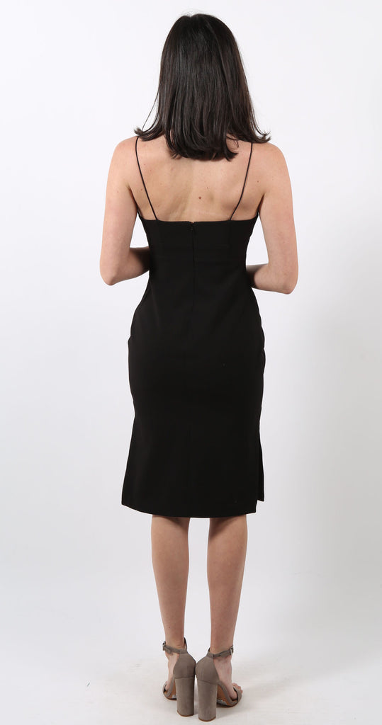Caprio Dress Black