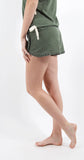 Brooke Shorts Moss Green