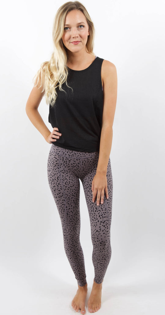 Bedford Tight Pant Speckle