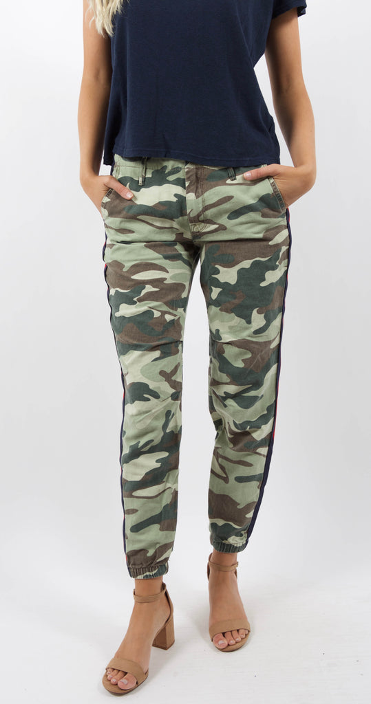 The No Zip Misfit Double Time Camouflage