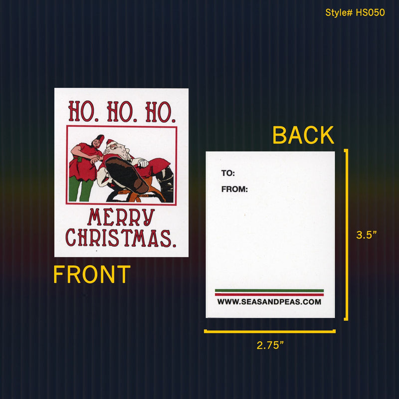 """A Christmas Story"" Mini Flat Holiday Notecard Set"
