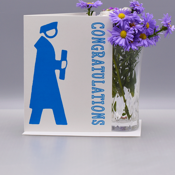 A Simple Graduation Congratulations Card