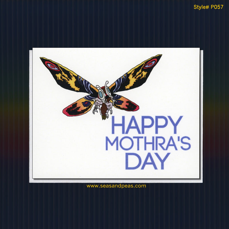 Mothra's Day Card