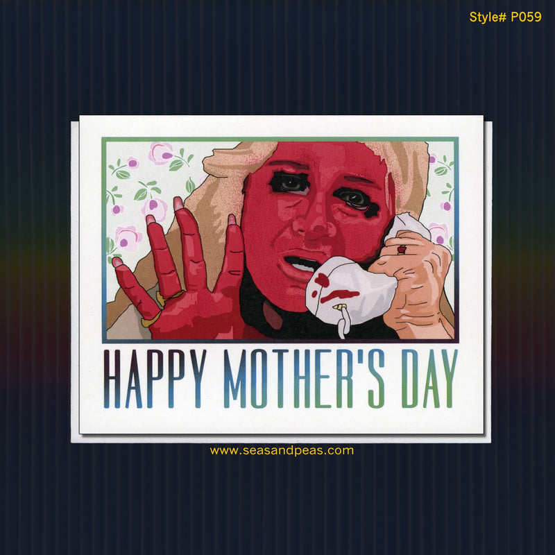 """Wild At Heart"" Mother's Day Card"