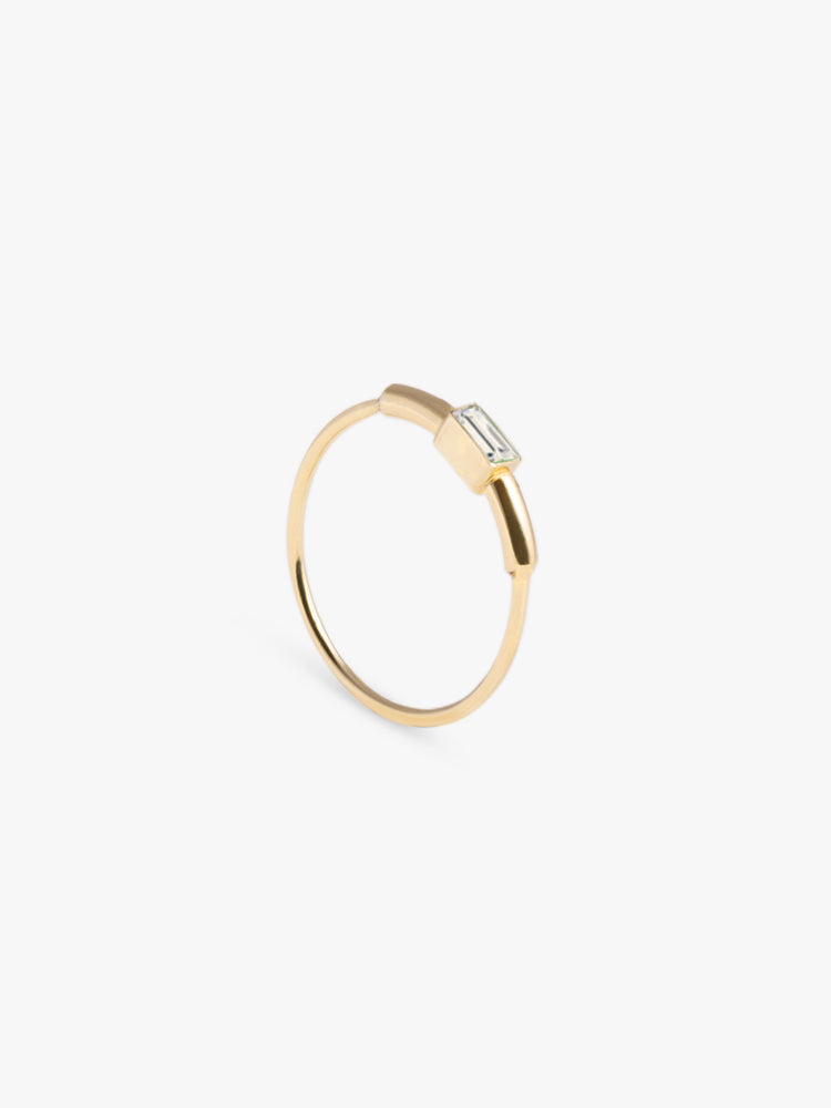 Ring Sprint Lab Diamond 14kt Solid Gold