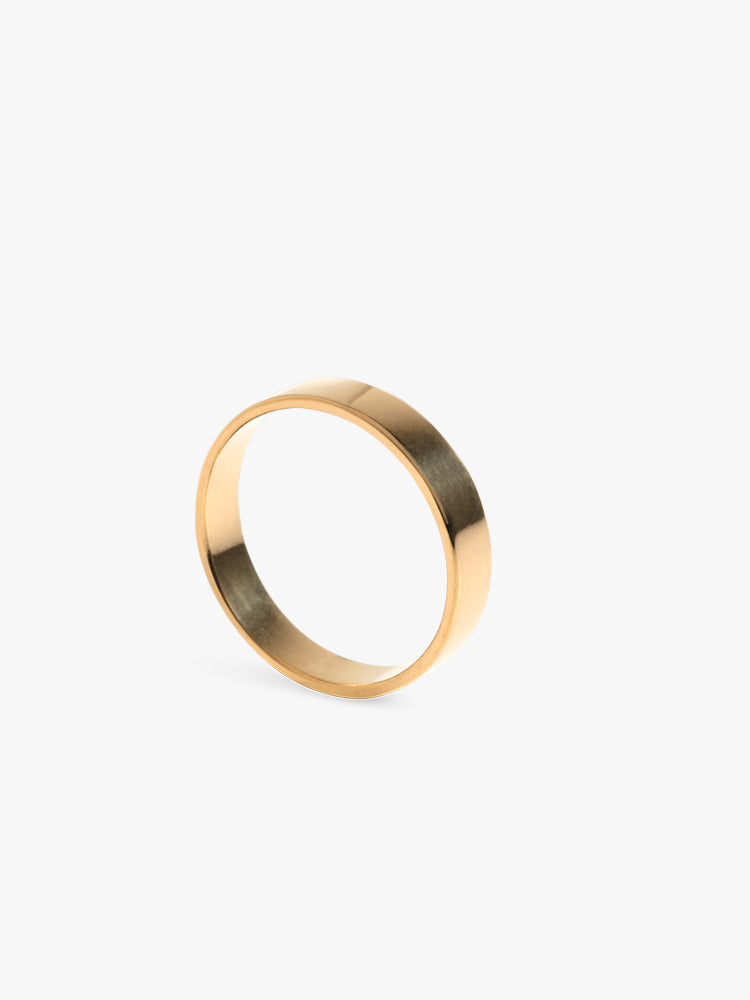 Ring Level S 14kt Solid Gold
