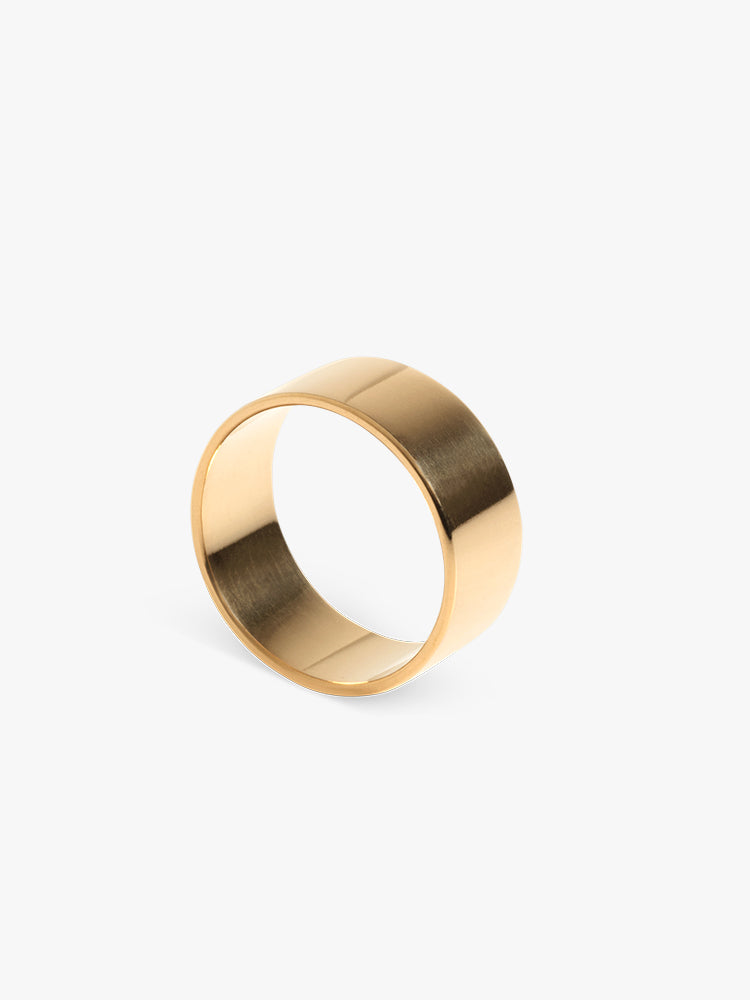 Ring Level M 14kt Solid Gold