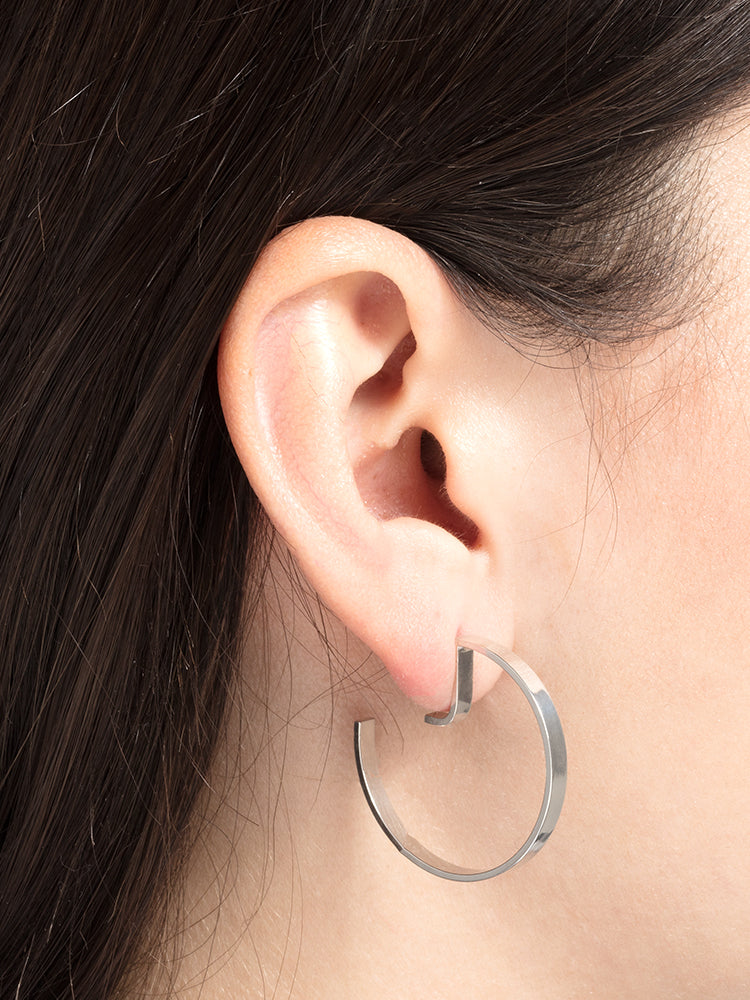 Earring Level Round
