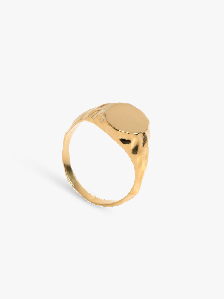 Ring Summit 14kt Solid Gold