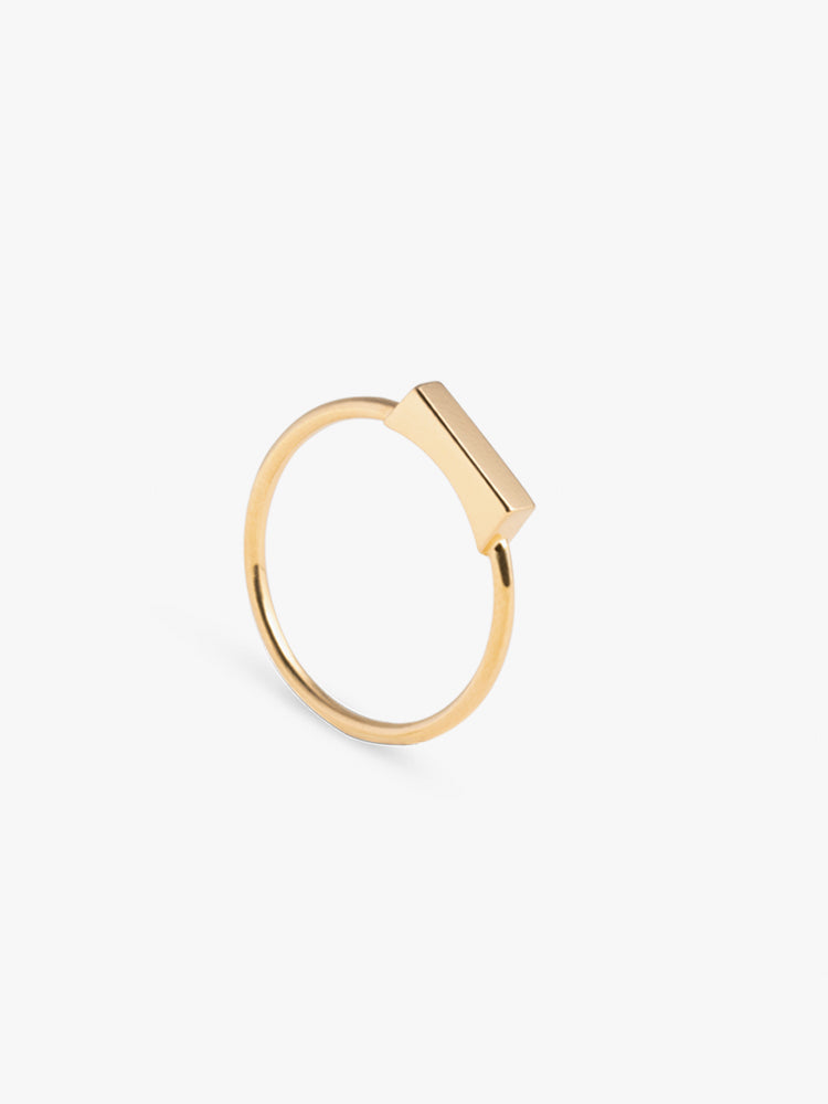 Ring Frontier 14kt Solid Gold