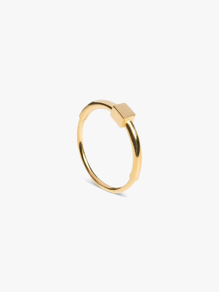 Ring Sprint 14kt Solid Gold