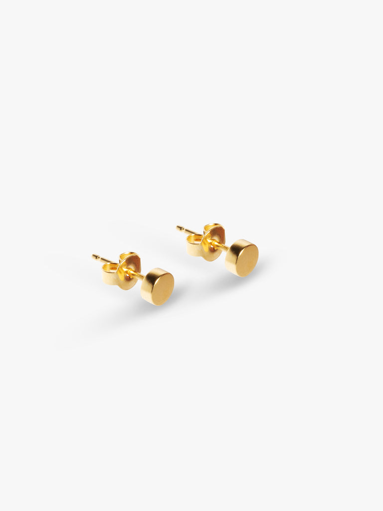 Earring Bit Peg 14kt Solid Gold